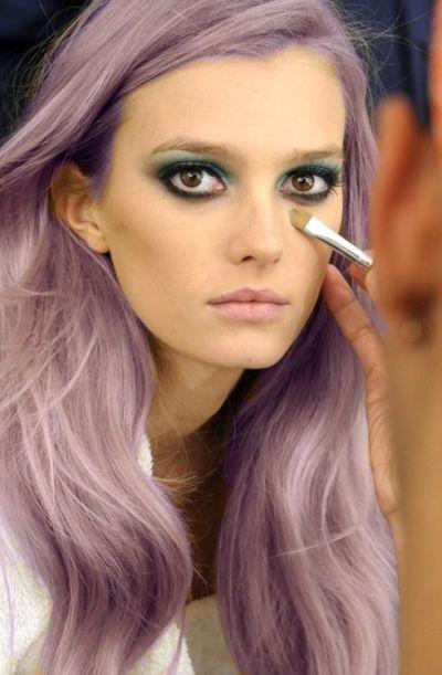 par violet cenusiu